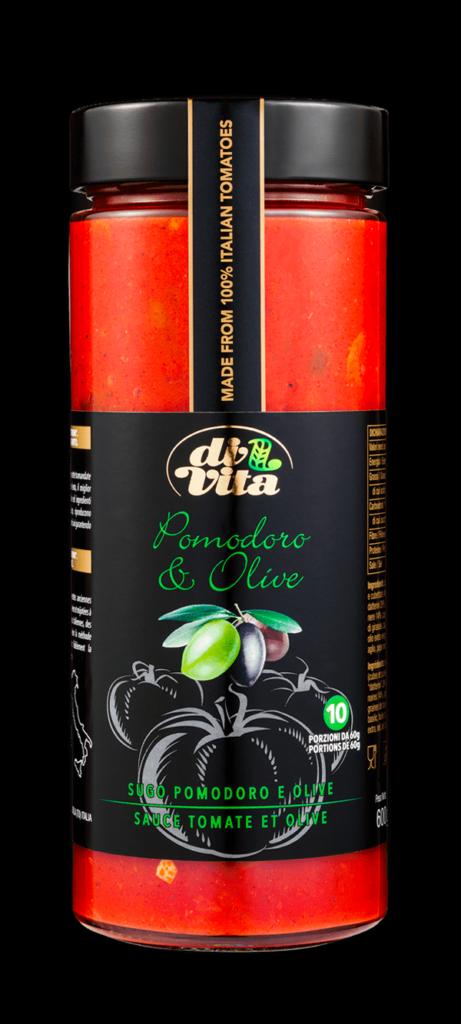 Sughi Di Vita | Pomodoro e Olive