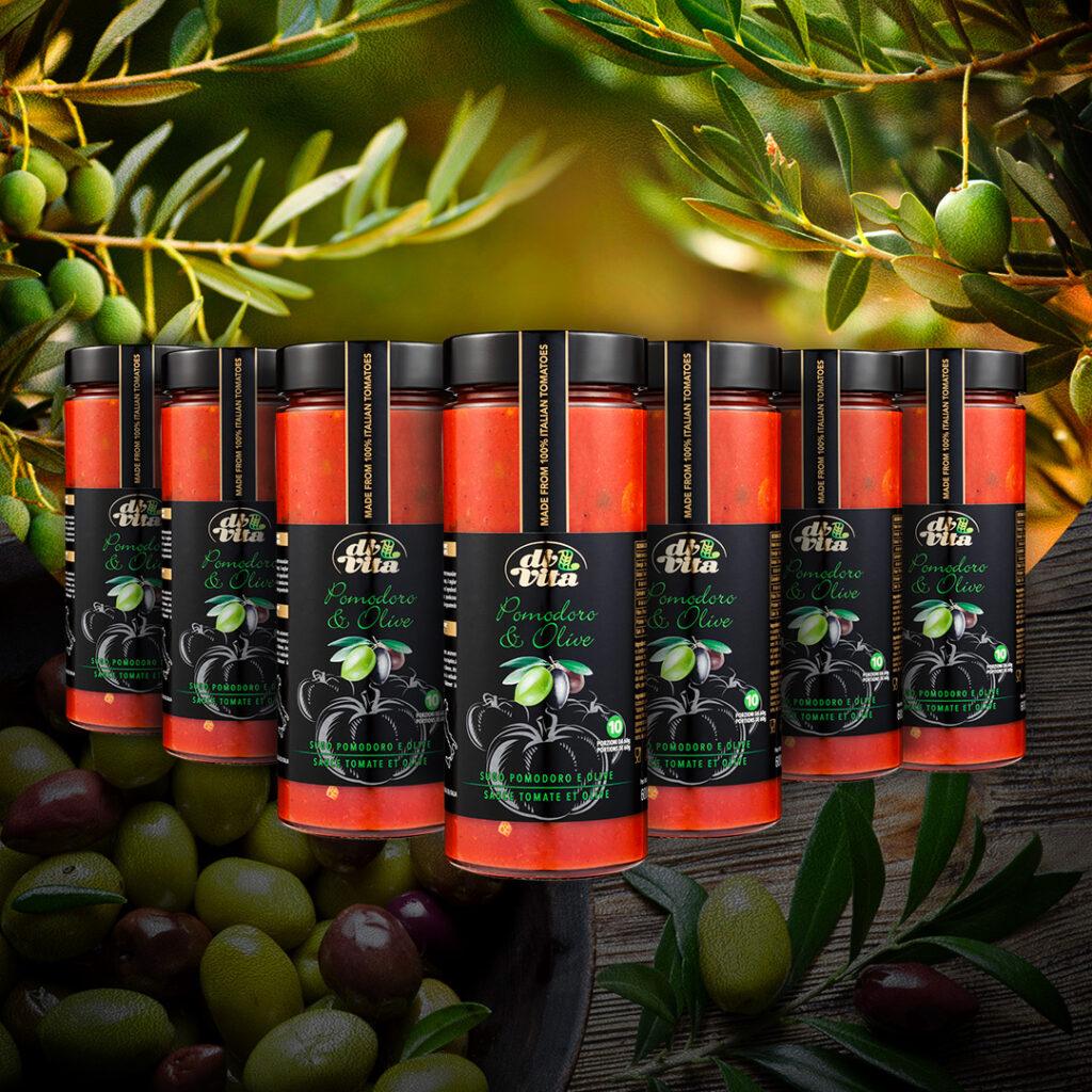 Sughi Di Vita   Pomodoro e Olive